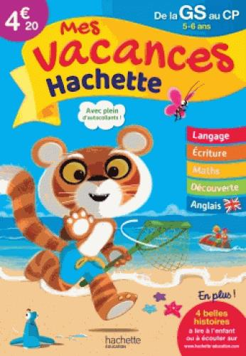 Le May Joanna - MES VACANCES HACHETTE GSCP