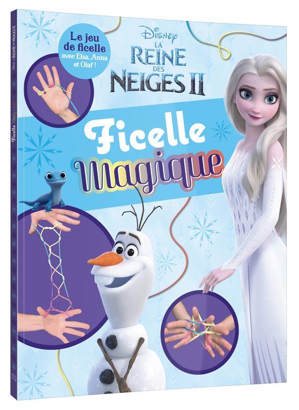 LA REINE DES NEIGES 2  -  FICELLE MAGIQUE