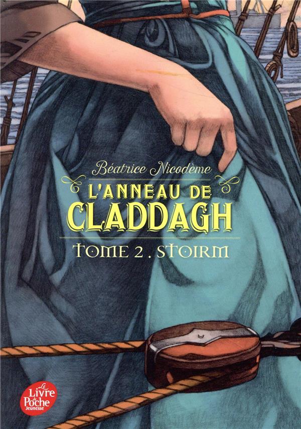 L'ANNEAU DE CLADDAGH T.2     STOIRM