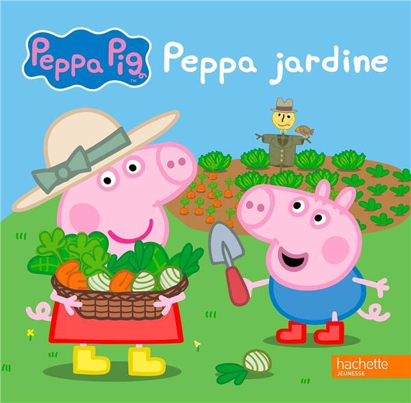 PEPPA PIG  -  PEPPA JARDINE