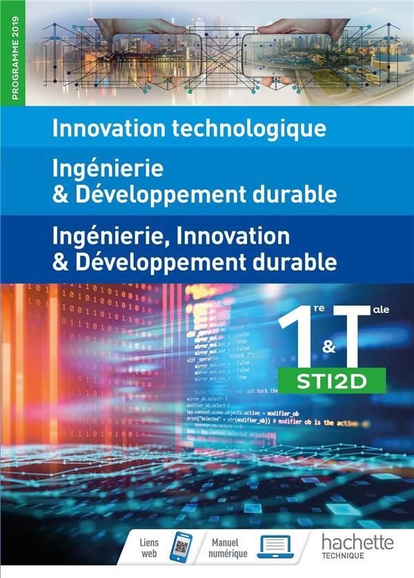 I2D, IT, 2I2D  -  2NDE  -  LIVRE DE L'ELEVE (EDITION 2019)