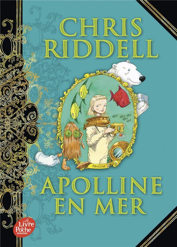 APOLLINE T.3  -  APOLLINE EN MER RIDDELL CHRIS HACHETTE