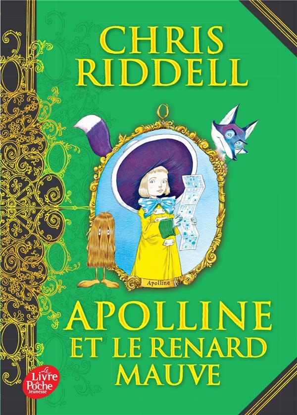 APOLLINE ET LE RENARD MAUVE - TOME 4
