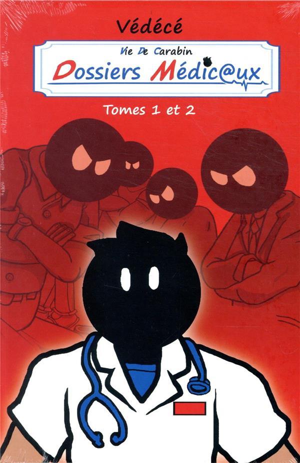 VIE DE CARABIN - DOSSIERS MEDIC@UX  -  COFFRET T.1 ET T.2