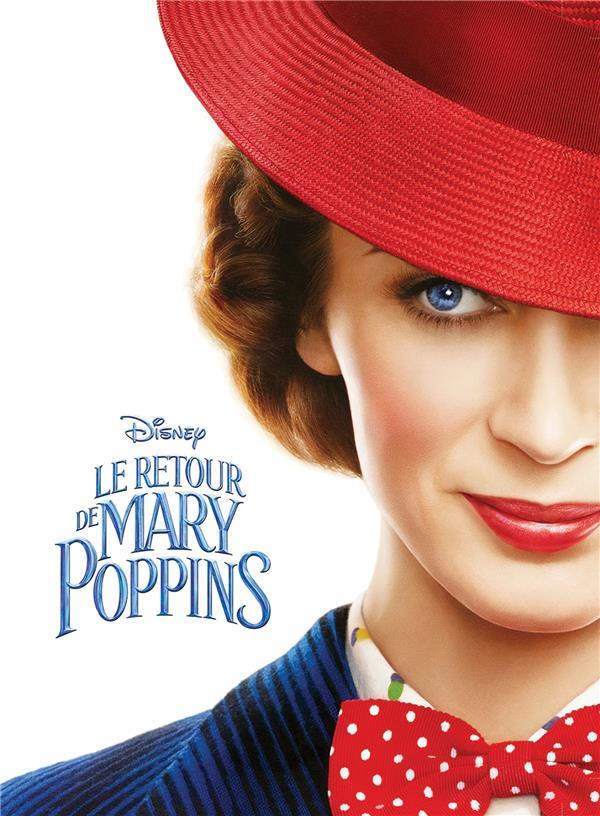LE RETOUR DE MARY POPPINS - DISNEY CINEMA  HACHETTE