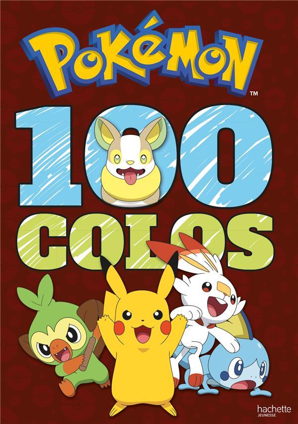 POKEMON  -  100 COLOS