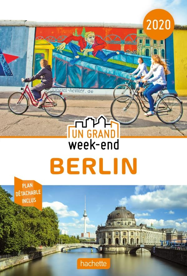 UN GRAND WEEK-END  -  BERLIN (EDITION 2020) XXX HACHETTE