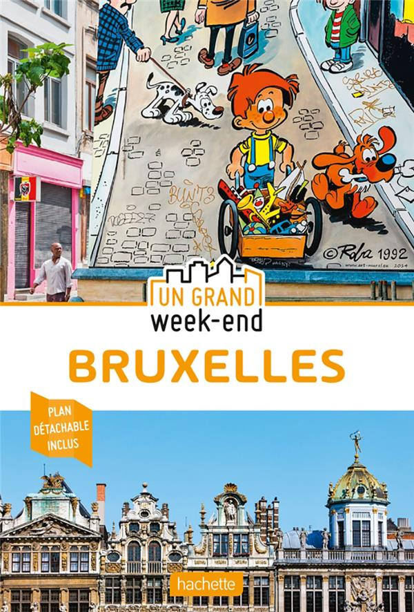 UN GRAND WEEK-END  -  BRUXELLES (EDITION 2020) XXX HACHETTE