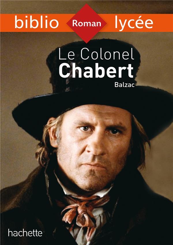 LE COLONEL CHABERT, D'HONORE DE BALZAC
