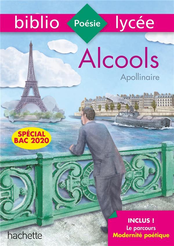 ALCOOLS APOLLINAIRE+BREMOND- HACHETTE