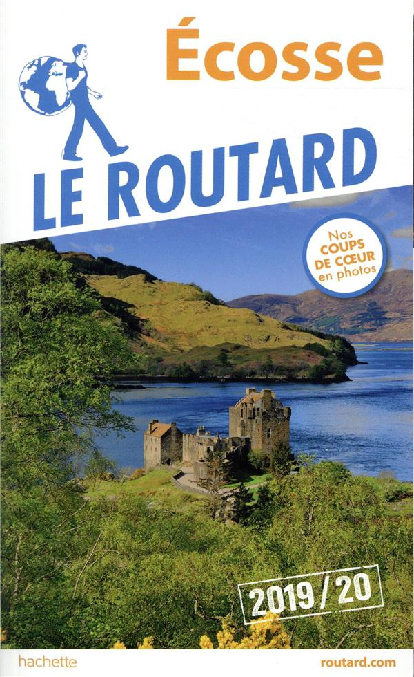 GUIDE DU ROUTARD ECOSSE 201920  HACHETTE