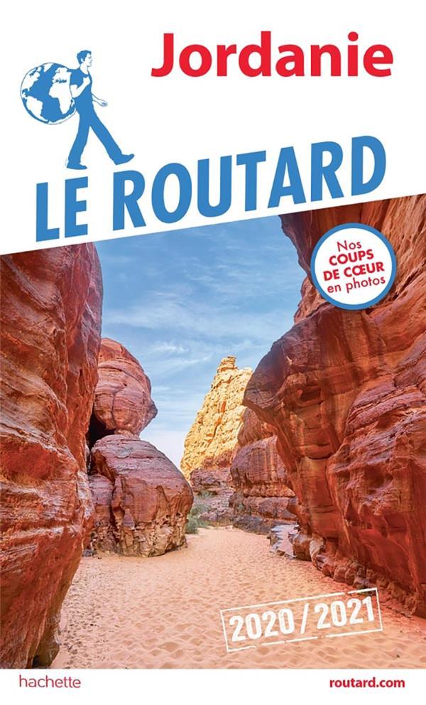 GUIDE DU ROUTARD  -  JORDANIE (EDITION 20202021) XXX HACHETTE