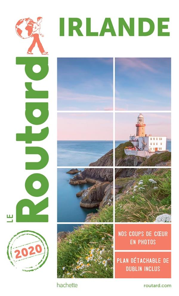 GUIDE DU ROUTARD  -  IRLANDE (EDITION 2020) XXX HACHETTE