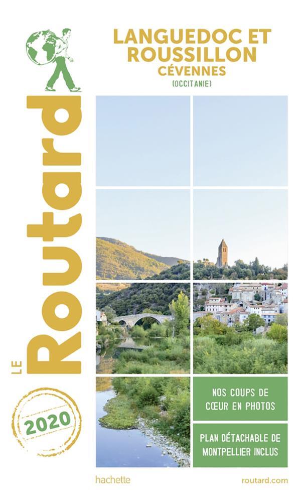 GUIDE DU ROUTARD  -  LANGUEDOC ET ROUSSILLON  -  CEVENNES (OCCITANIE) (EDITION 2020)