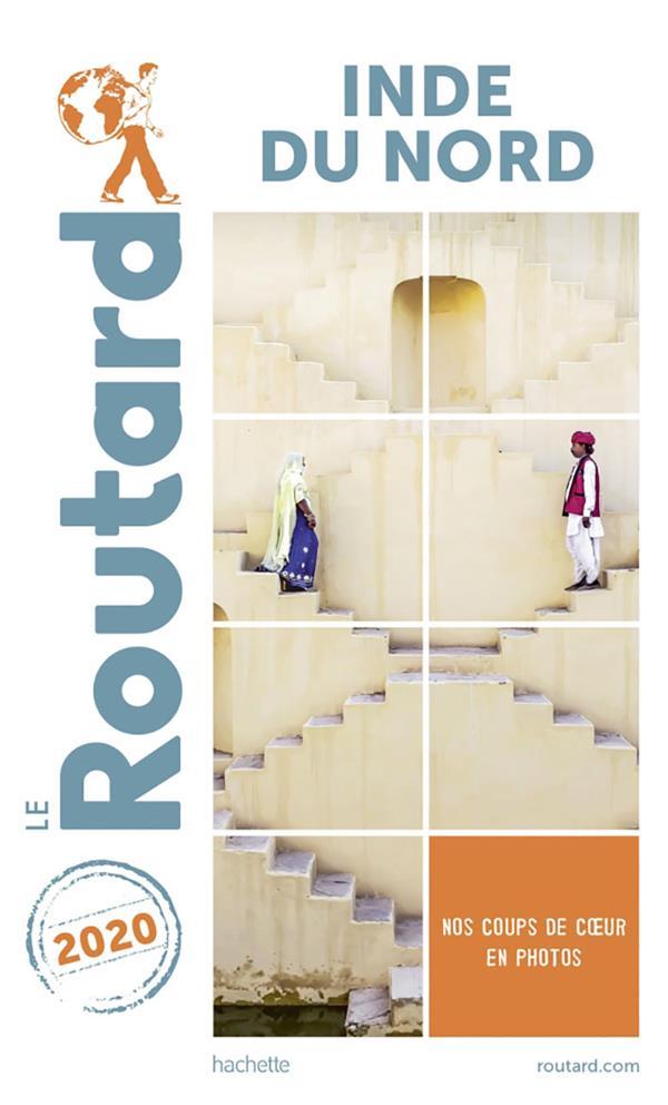 GUIDE DU ROUTARD  -  INDE DU NORD (EDITION 2020)