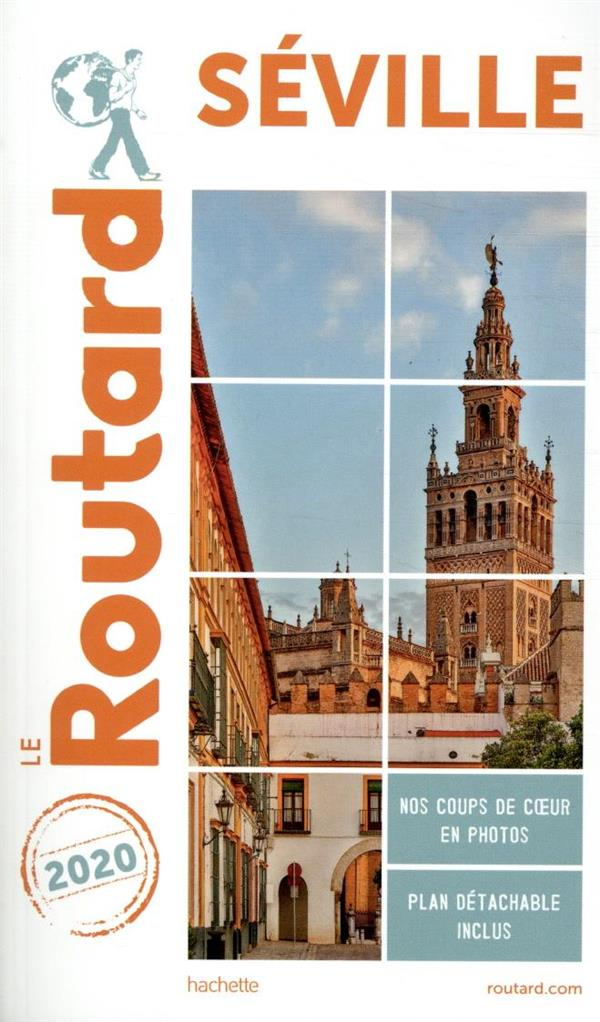 XXX - GUIDE DU ROUTARD SEVILLE 2020