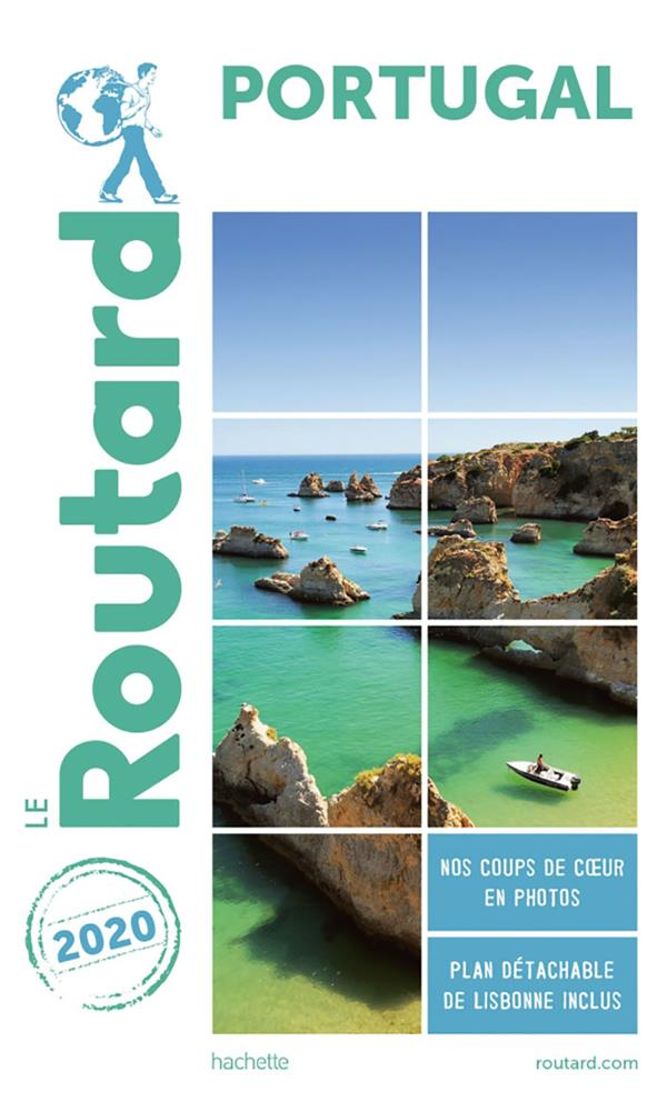 GUIDE DU ROUTARD  -  PORTUGAL (EDITION 2020) XXX HACHETTE