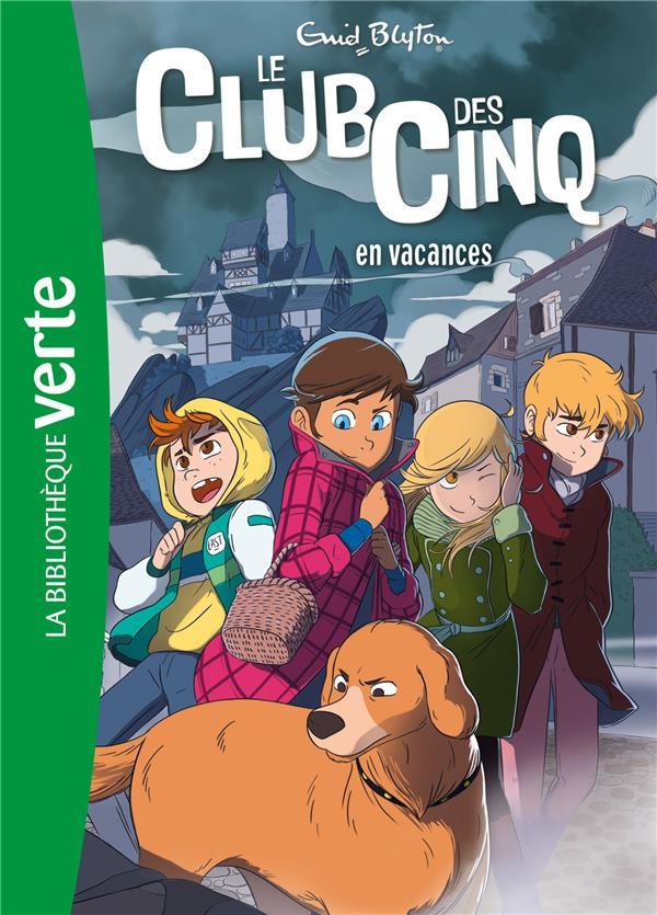 LE CLUB DES CINQ 04 NED - LE CLUB DES CINQ EN VACANCES - T4  HACHETTE