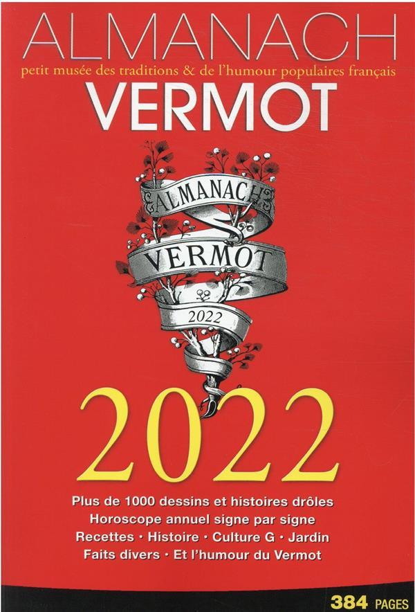 ALMANACH VERMOT 2022 - PETIT L XXX HACHETTE