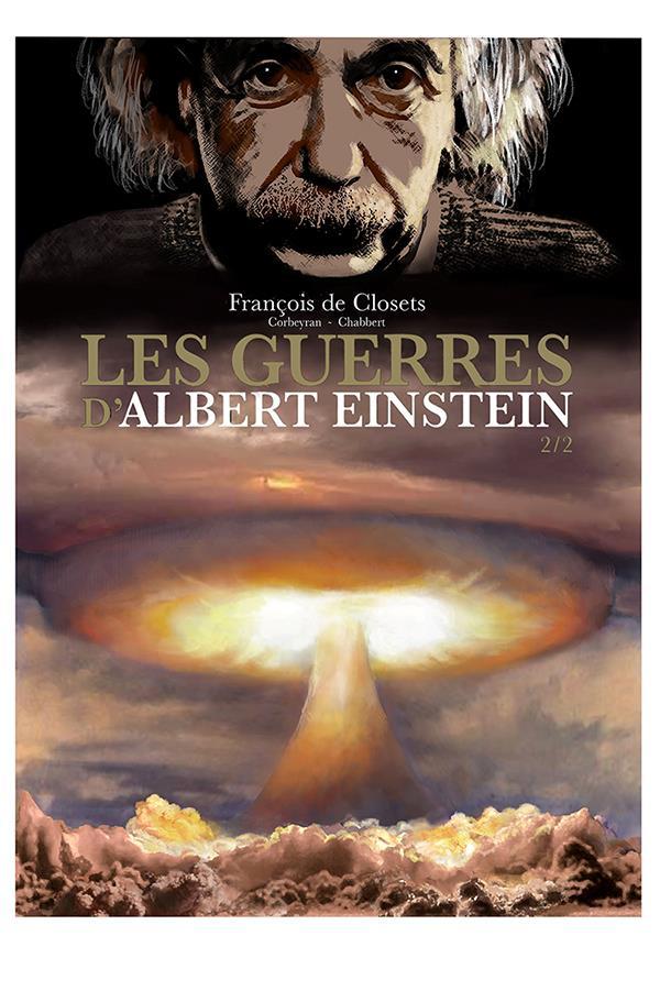 LES GUERRES D'ALBERT EINSTEIN T.2 CORBEYRAN/CLOSETS HACHETTE