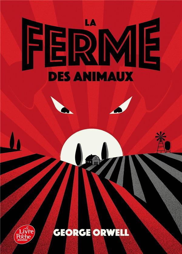 LA FERME DES ANIMAUX ORWELL, GEORGE HACHETTE
