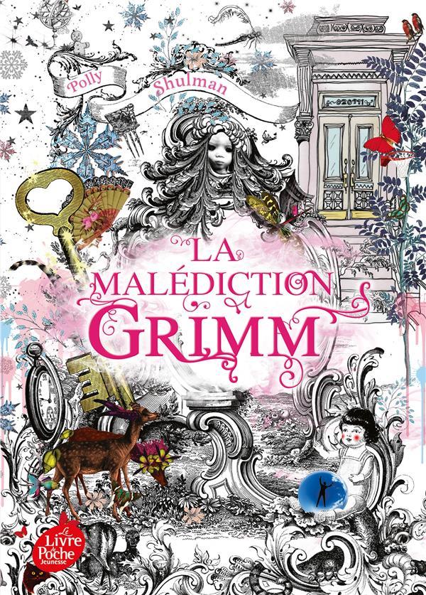 LA MALEDICTION DE GRIMM - LA MALEDICTION GRIMM - TOME 1