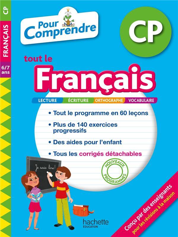 POUR COMPRENDRE FRANCAIS CP