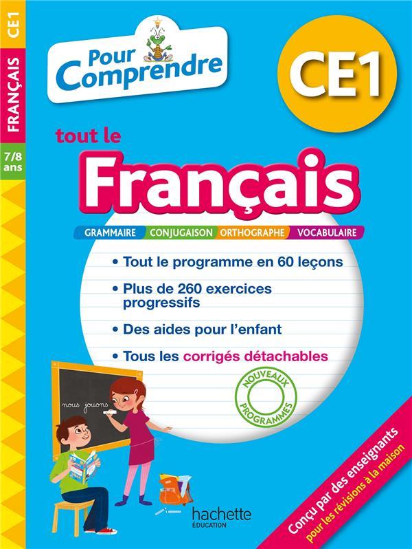 POUR COMPRENDRE FRANCAIS CE1