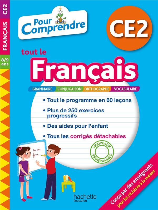 POUR COMPRENDRE FRANCAIS CE2