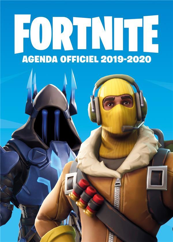 FORTNITE AGENDA OFFICIEL 2019-2020