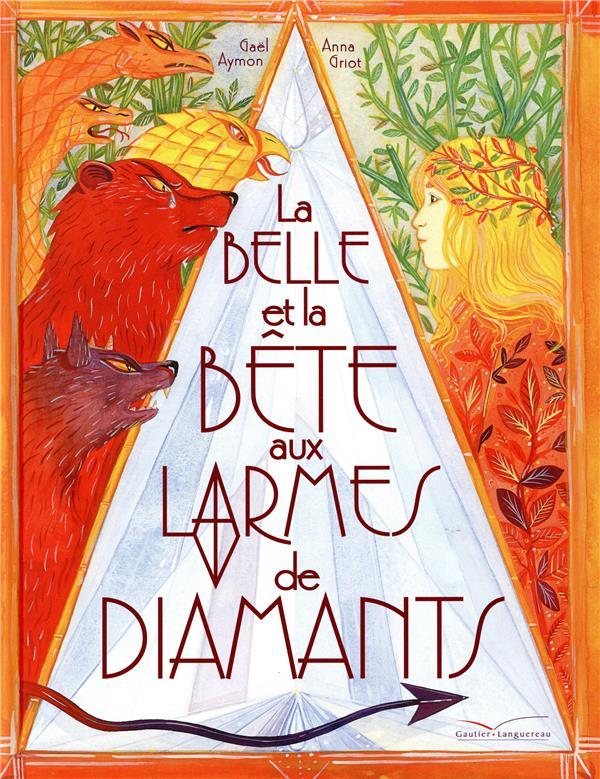 LA BELLE ET LA BETE AUX LARMES DE DIAMANTS