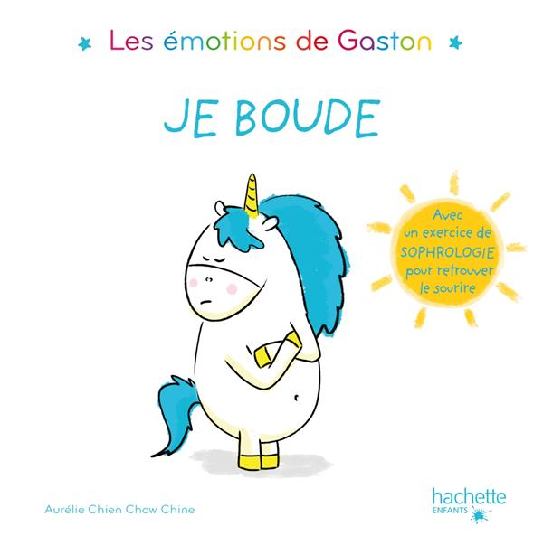 - LES EMOTIONS DE GASTON  -  JE BOUDE
