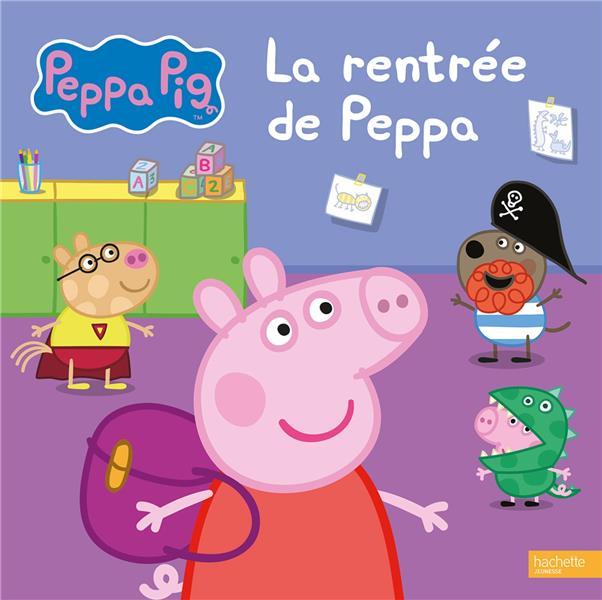 PEPPA PIG  -  LA RENTREE DE PEPPA