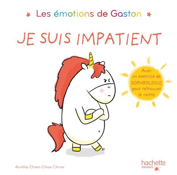 GASTON - JE SUIS IMPATIENT CHIEN CHOW CHINE A. HACHETTE