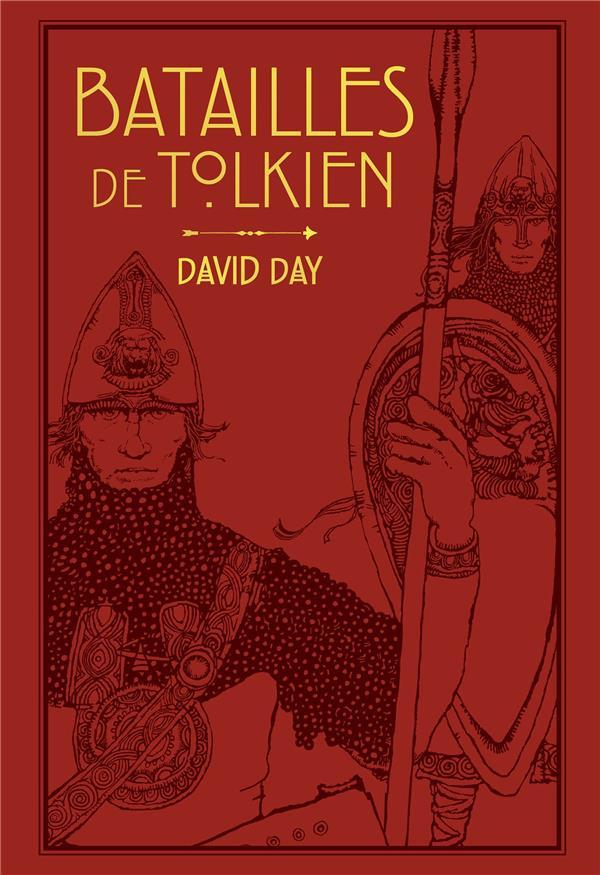 BATAILLES DE TOLKIEN DAY, DAVID HACHETTE