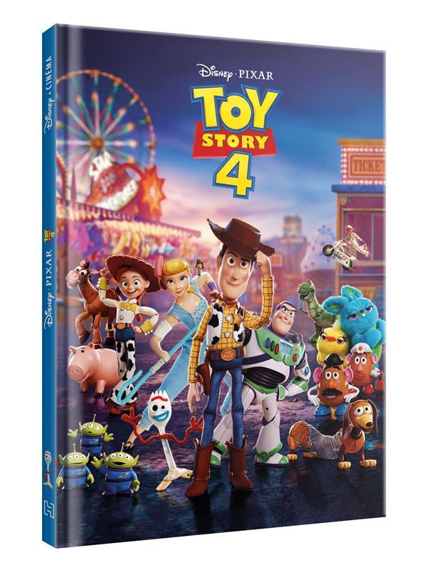 TOY STORY 4  -  L'HISTOIRE DU FILM XXX HACHETTE