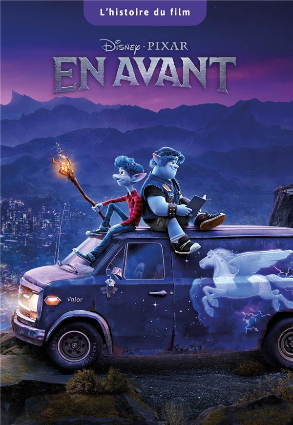 EN AVANT  -  L'HISTOIRE DU FILM