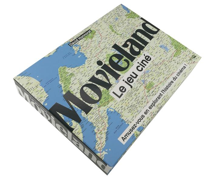 MOVIELAND, LE JEU CINE HONNORAT DAVID NC