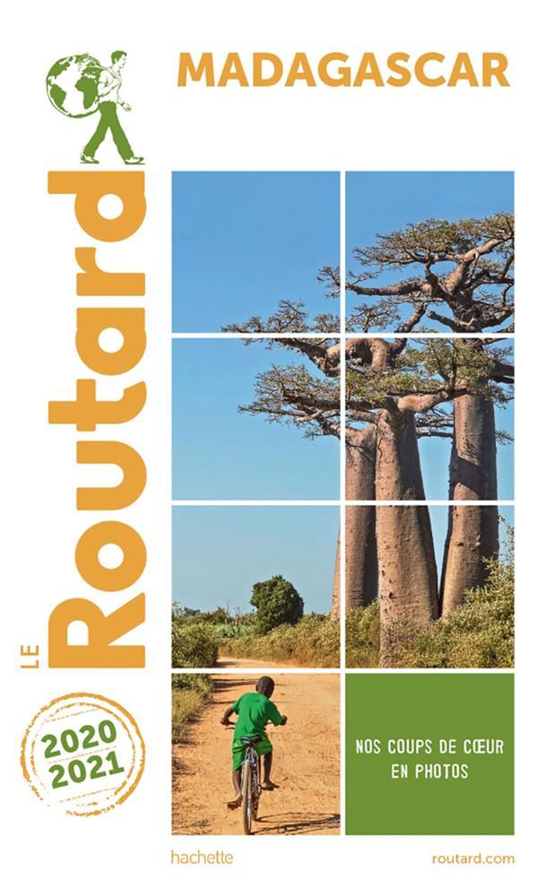 GUIDE DU ROUTARD  -  MADAGASCAR (EDITION 20202021) XXX HACHETTE