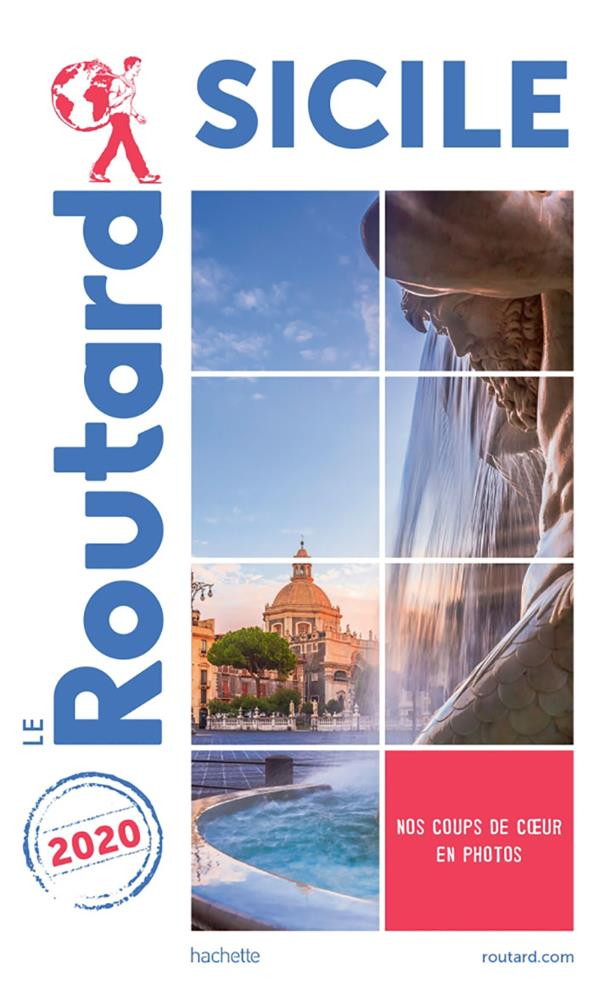 GUIDE DU ROUTARD  -  SICILE (EDITION 2020) XXX HACHETTE