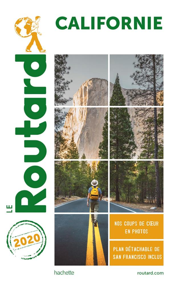 GUIDE DU ROUTARD  -  CALIFORNIE (EDITION 2020) XXX HACHETTE