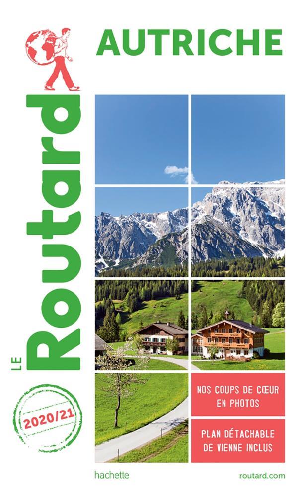 Guide Du Routard Autriche Edition 20202021 Librairie Martelle
