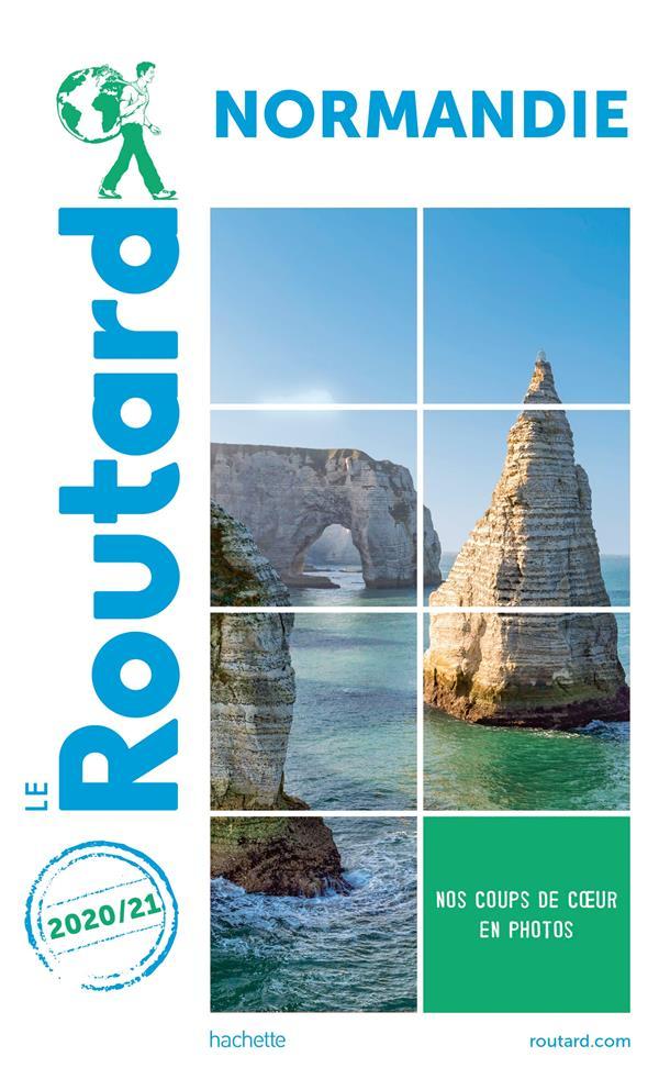 GUIDE DU ROUTARD  -  NORMANDIE (EDITION 20202021) XXX HACHETTE