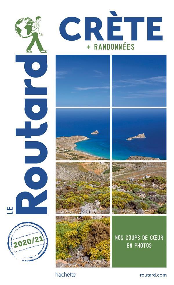 GUIDE DU ROUTARD  -  CRETE  -  + RANDONNEES (EDITION 20202021)