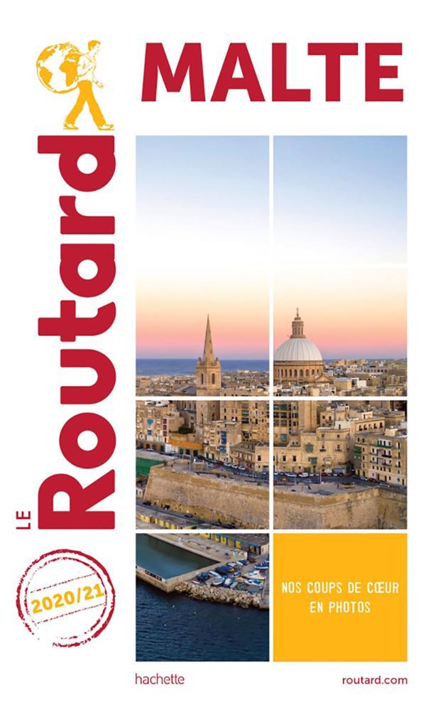 GUIDE DU ROUTARD  -  MALTE (EDITION 20202021)