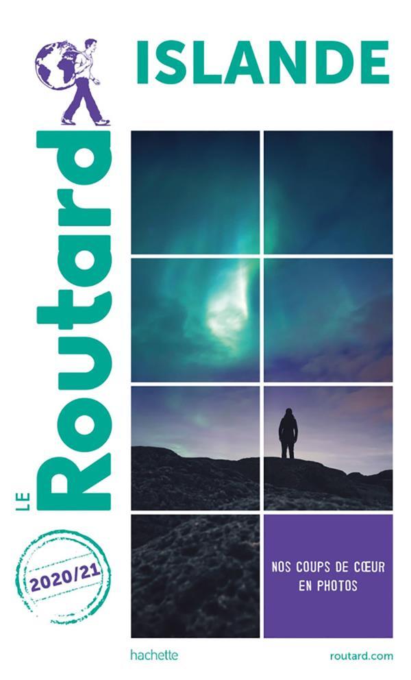 GUIDE DU ROUTARD  -  ISLANDE (EDITION 20202021)