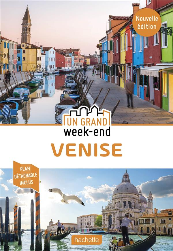 UN GRAND WEEK-END  -  VENISE COLLECTIF HACHETTE HACHETTE