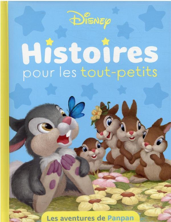 HISTOIRES POUR LES TOUT-PETITS : LES AVENTURES DE PANPAN XXX HACHETTE