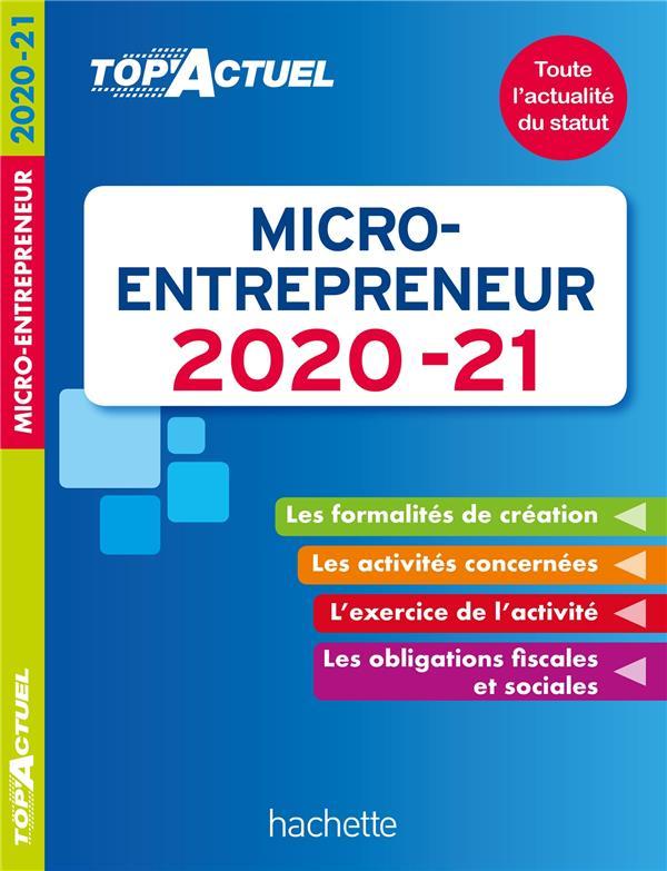 TOP'ACTUEL     MICRO ENTREPRENEUR (EDITION 20202021)