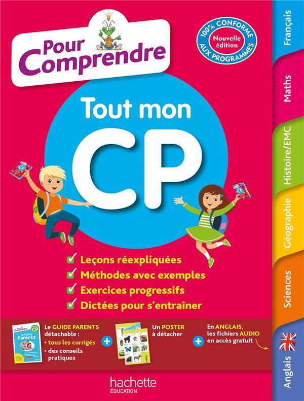 POUR COMPRENDRE TOUTES LES MATIERES  -  CP